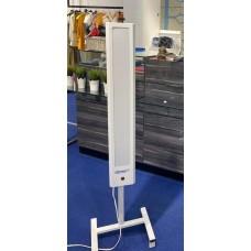 Рециркулятор воздуха Светофон 30М, (107х16,5х16,5), 80Вт до 200 кв.м. шумность до 36Дб, на колесах
