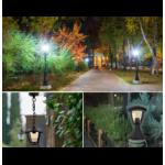 Новая серия садово-парковых светильников ЭРА CITY уже доступна к заказу!