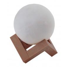 Настольный светильник ЭРА NLED-490-1W-W белый