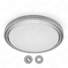 Управляемый светодиодный светильник  AKRILIKA  SOTA 40W R-405-CLEAR/SHINY-220-IP44 /2019