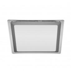 Накладной светодиодный светильник ALS-18 AC170-265V 18W 345х80 мм Прозрачный (Универс.белый) 1440lm