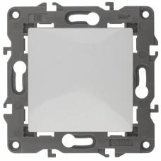 14-1101-01 ЭРА Выключатель, 10АХ-250В, IP20, Эра Elegance, белый