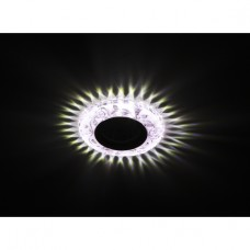 DK LD16 PK/WH Светильник ЭРА декор cо светодиодной подсветкой MR16, розовый