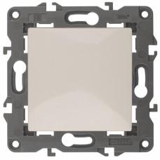 14-1101-02 ЭРА Выключатель, 10АХ-250В, IP20, Эра Elegance, сл.кость