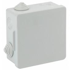 ЭРА Коробка распаячн. открытой установки КОР 100х100х50мм с гермовводами 8 вх. IP54
