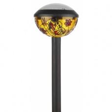 SL-PL32-TFN ЭРА Садовый светильник на солнечной батарее, пластик, цветной, 32 см