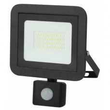 LPR-041-2-65K-050 ЭРА Прожектор светодиодный уличный 50Вт 4000Лм 6500К датчик регулир 160x184x45