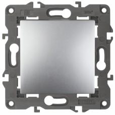 14-1101-03 ЭРА Выключатель, 10АХ-250В, IP20, Эра Elegance, алюминий
