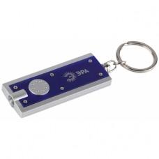 B23 Фонарь ЭРА LED брелок, пластик, бат в компл, бл