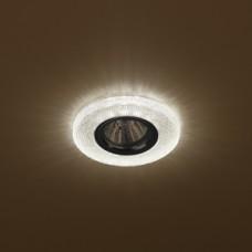 DK LD1 BR Светильник ЭРА декор cо светодиодной подсветкой, коричневый