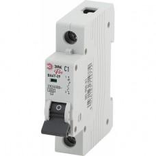 ЭРА Pro Автоматический выключатель NO-900-08 ВА47-29 1P 6А кривая C
