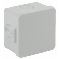 ЭРА Коробка распаячн. открытой установки КОР 65х65х50мм без гермовводов 4 вх. IP54