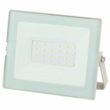 LPR-031-0-65K-030 ЭРА Прожектор светодиодный уличный 30Вт 2400Лм 6500К 139x104x35 белый