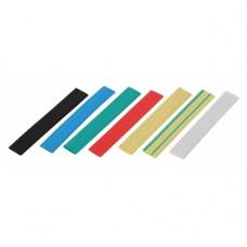 ЭРА Термоусаживаемая трубка ТУТнг 12/6 набор (7 цветов по 3 шт. 100мм)
