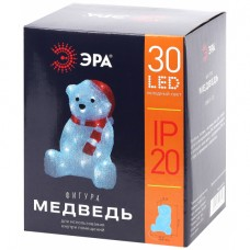 ENIOF - 13 ЭРА Фигура LED Медведь, 220V