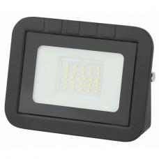 LPR-061-0-65K-020 ЭРА Прожектор светодиодный уличный 20Вт 1900Лм 6500К 135x100x28