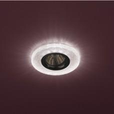 DK LD1 PK Светильник ЭРА декор cо светодиодной подсветкой, розовый