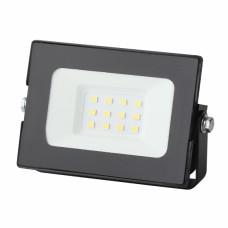 LPR-021-0-65K-010 ЭРА Прожектор светодиодный уличный 10Вт 800Лм 6500К 92x65x35