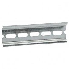 ЭРА DIN-рейка оцинкованная, перфорированная 110 мм