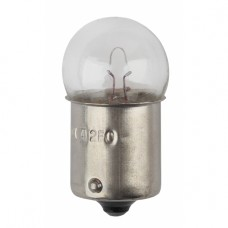 ЭРА Автолампа R5W 12V BA15S (лампа габаритных и стояночных огней, подсветка номерного знака)