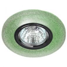DK LD1 X GR Светильник ЭРА декор MR16, зеленый