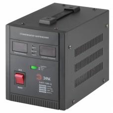 СНПТ-1500-Ц ЭРА Стабилизатор напряжения переносной, ц.д., 140-260В/220/В, 1500ВА