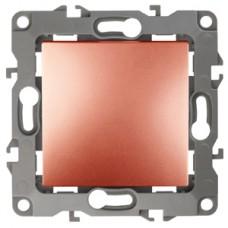 12-1001-14 ЭРА Выключатель, 10АХ-250В, IP20, без м.лапок, Эра12, медь