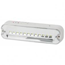 DPA-101-1-20 ЭРА Светильник светодиодный аварийный непостоянный 12LED 6ч IP20 NiCD