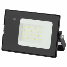 LPR-041-1-65K-020 ЭРА Прожектор светодиодный уличный 20Вт 1400Лм 6500К датчик нерегулир 122x75x35