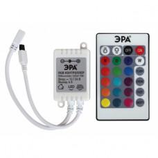 ЭРА Контроллер для свет. ленты RGBcontroller-12/24V-72W/144W