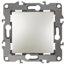 12-1001-15 ЭРА Выключатель, 10АХ-250В, IP20, без м.лапок, Эра12, перламутр