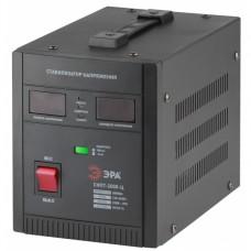 СНПТ-2000-Ц ЭРА Стабилизатор напряжения переносной, ц.д., 140-260В/220/В, 2000ВА