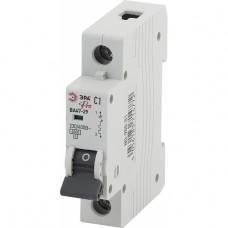 ЭРА Pro Автоматический выключатель NO-900-01 ВА47-29 1P 1А кривая C