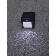 ERAFS064-04 ЭРА Фасадный светильник с датчиком движения, на солнечной батарее, 20LED, 60 lm