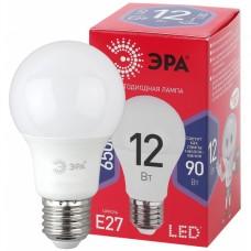 LED A60-12W-865-E27 R ЭРА (диод, груша, 12Вт, хол, E27)