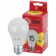 LED A60-15W-827-E27 R ЭРА (диод, груша, 15Вт, тепл, E27)