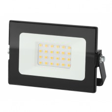 LPR-021-0-30K-030 ЭРА Прожектор светодиодный уличный 30Вт 2400Лм 3000К 139х104х35
