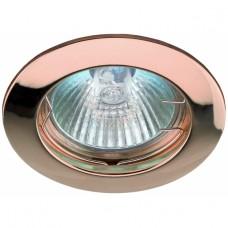 KL1 SC Светильник ЭРА литой простой MR16,12V, 50W медь