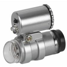 M45 Фонарь ЭРА с микроскопом 45x, 2xLED, бл